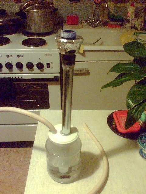 Как сделать фруктовый кальян в домашних условиях